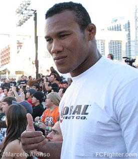 Ronaldo Jacare - Photo by Marcelo Alonso