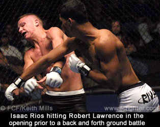 Isaac Rios vs. Robert Lawrence