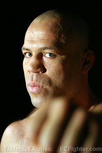 Wanderlei Silva - Photo by Marcelo Alonso