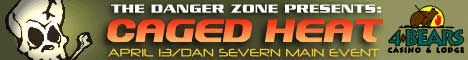 Danger Zone Banner