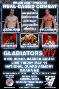 Gladiators 14 poster