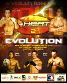 HEAT FC poster