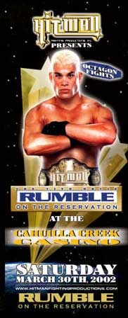 Rumble on the Reservation