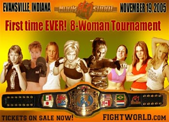 HnS Women Nov '05 poster