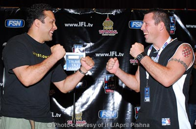Renzo Gracie vs. Pat Miletich
