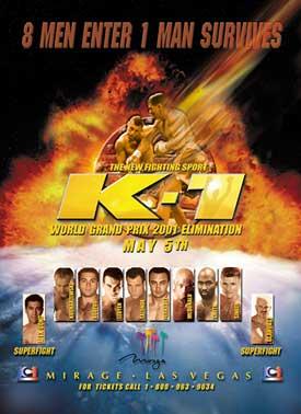 K-1 Poster