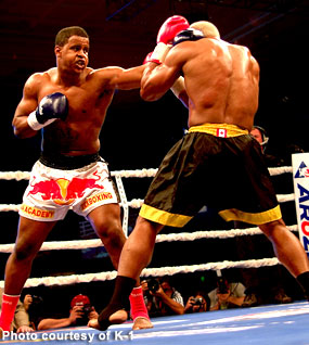 Carter Williams(left) vs. Michael McDonald