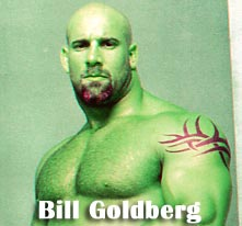 Bill Goldberg - photo courtesy of DSE