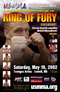 Ring of Fury poster