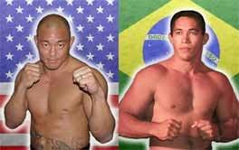 Egan Inoue vs. Marcos De Silva
