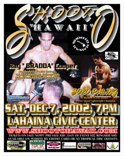SHOOTO Hawaii poster