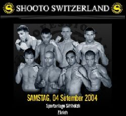 Shooto Switzerland Flyer