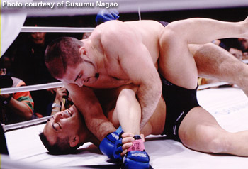 Heath Herring Vs. Enson Inoue