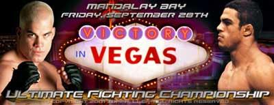 UFC 33 Banner
