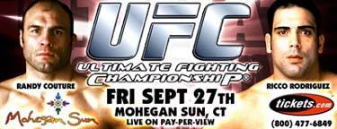 UFC 39 graphic