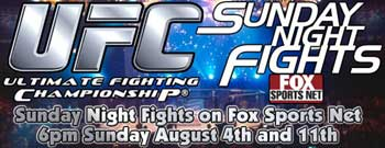 UFC on Sunday Night Fights