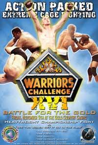 Warrior's Challenge poster