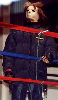 Yves Edwards as Michael Myers