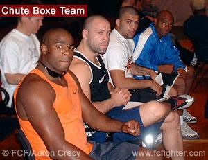 Chute Boxe Team