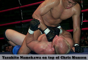 Yasuhito Namekawa/Chris Munsen