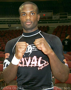 Din Thomas at SuperBrawl XX