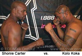 Carter vs. Koka