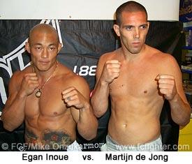 Inoue vs. de Jong