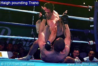 Steven Haigh vs. John Trano