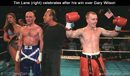 Tim Lane defeats Gary Wilson