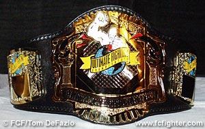 Bantamweight Belt