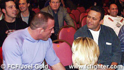 Mark Coleman and Renzo Gracie