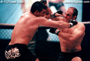 Pedro Rizzo Vs. Randy Couture