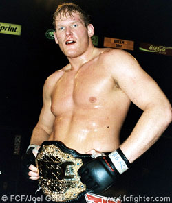 UFC Heavyweight Champ Josh Barnett