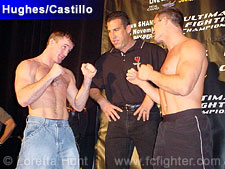 Matt Hughes and Gil Castillo