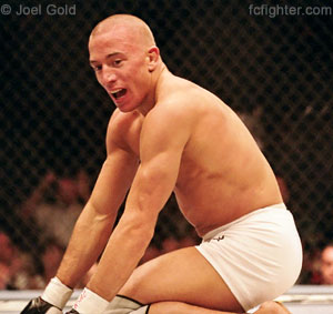 UFC 48: Georges St. Pierre - Photo by Joel Gold