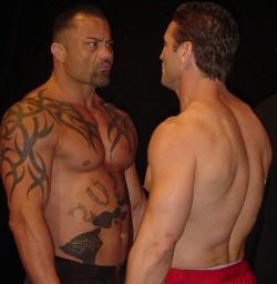 Kimo vs. Ken Shamrock