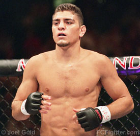 UFC 49: Nick Diaz - Photo by Joel Gold