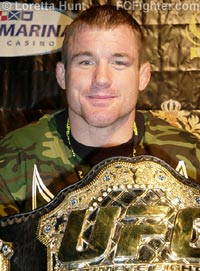 Matt Hughes on top again