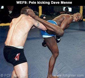 Pele vs. Menne