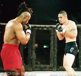 Ron Jhun vs. Jermaine Andre