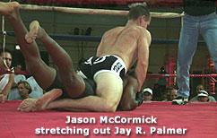 Jason McCormick vs. Jay R. Palmer