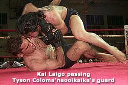 Tyson Coloma'naooikaika vs. Kai Laigo