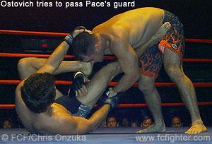 Ostovich vs. Pace