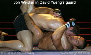 Jon Weidler vs. Dave Yueng